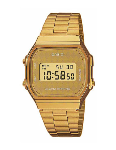 Roloi-CASIO-COLLECTION-A-168WG-9BWEF7