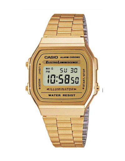 Roloi-CASIO-COLLECTION-A-168WG-9EF2