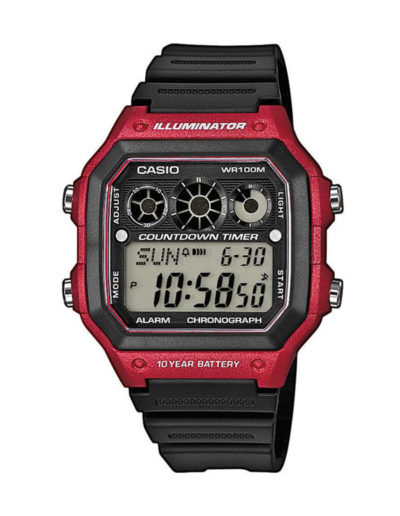 Roloi-CASIO-COLLECTION-AE-1300WH-4AVEF2