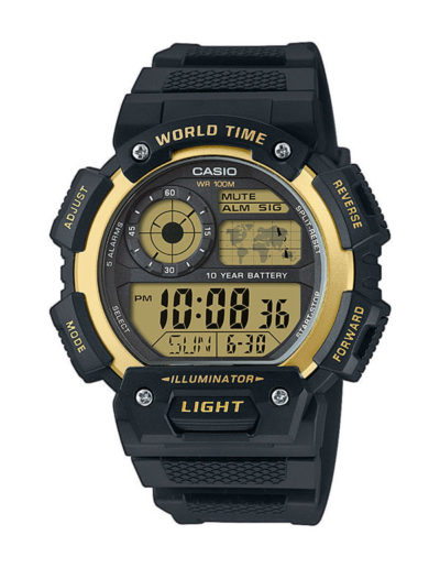 Roloi-CASIO-COLLECTION-AE-1400WH-9AVEF
