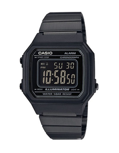 Roloi-CASIO-COLLECTION-B-650WB-1BEF
