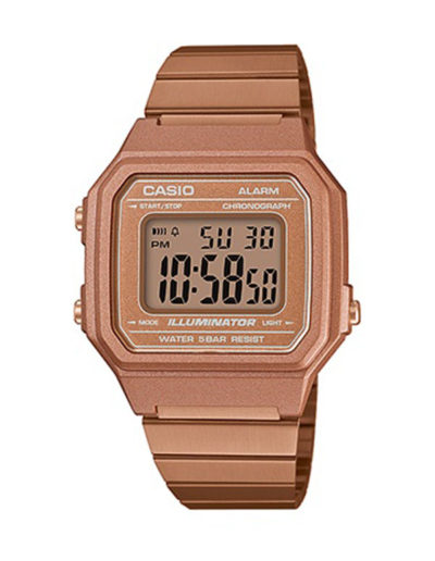 Roloi-CASIO-COLLECTION-B-650WC-5AEF