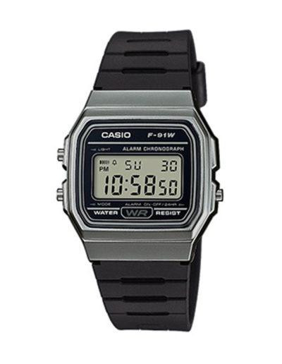 Roloi-CASIO-COLLECTION-F-91WM-1BEF
