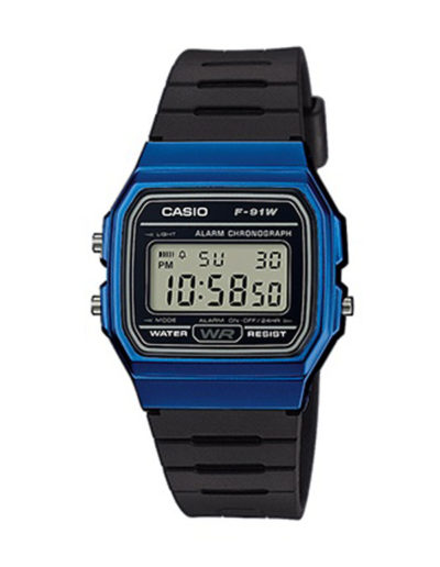 Roloi-CASIO-COLLECTION-F-91WM-2AEF