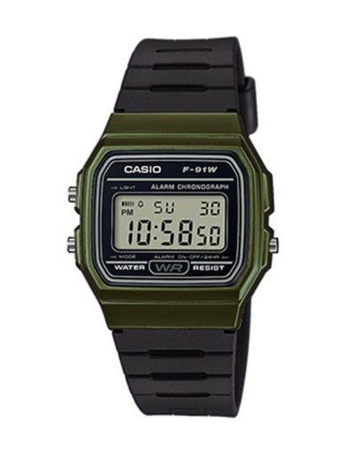 Roloi-CASIO-COLLECTION-F-91WM-3AEF